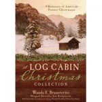 Log Cabin Christmas cover